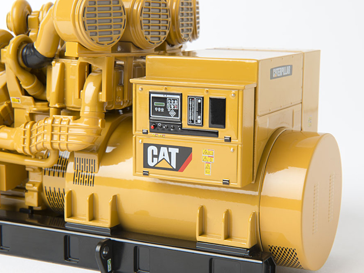 Caterpillar C175, 2725 - 4000 kVA | Congo Equipment